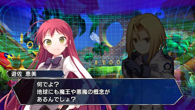 電撃文庫 FIGHTING CLIMAX IGNITION ゲーム画面5