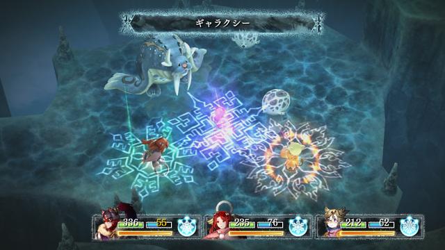 いけにえと雪のセツナ ゲーム画面8