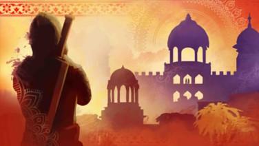 『アサシン クリード クロニクル インディア』ゲーム画面