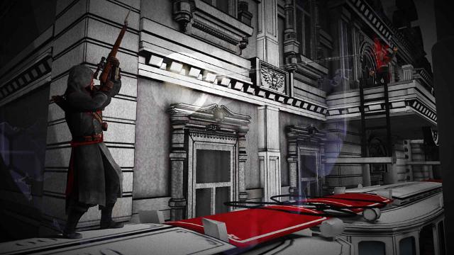 アサシン クリード クロニクル ゲーム画面7