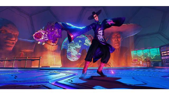 STREET FIGHTER V ゲーム画面7