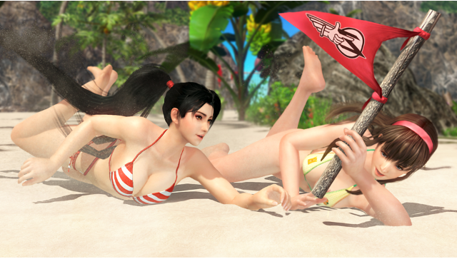 DEAD OR ALIVE Xtreme 3 Venus ゲーム画面8