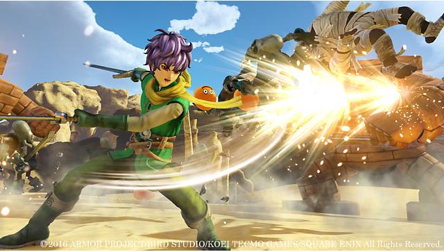 ドラゴンクエストヒーローズII 双子の王と予言の終わり ゲーム画面7