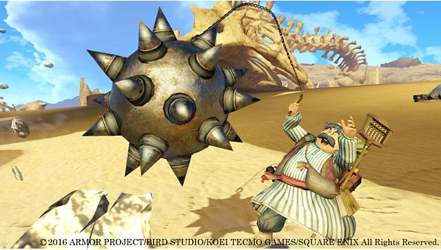 ドラゴンクエストヒーローズII 双子の王と予言の終わり ゲーム画面9