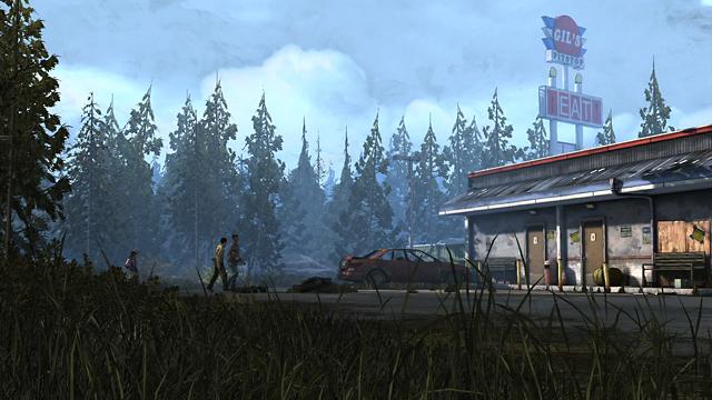 ウォーキング・デッド シーズン2 ゲーム画面8