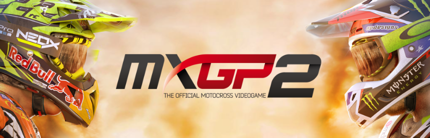 MXGP2 - The Official Motocross Videogame バナー画像