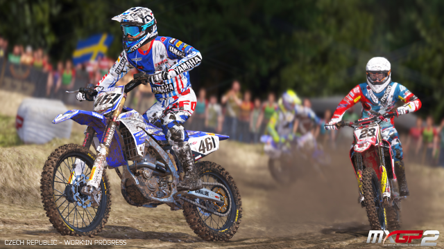 MXGP2 - The Official Motocross Videogame ゲーム画面4