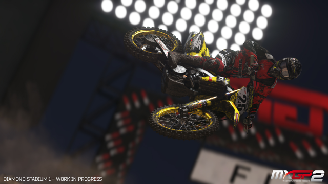 MXGP2 - The Official Motocross Videogame ゲーム画面5