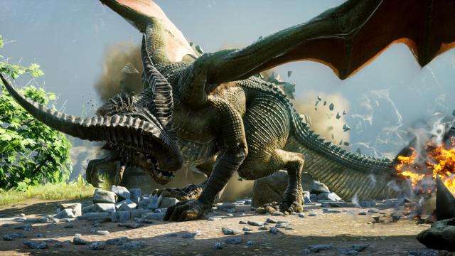 ドラゴンエイジ:インクイジション デラックス エディション ゲーム画面3
