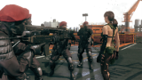 METAL GEAR SOLID V: THE PHANTOM PAIN ゲーム画面5