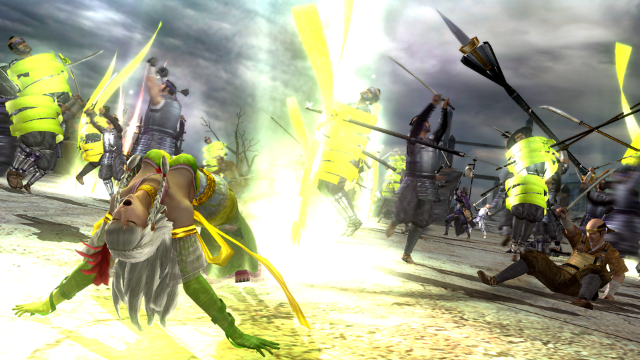 戦国BASARA4 皇 PlayStation®3 the Best ゲーム画面4