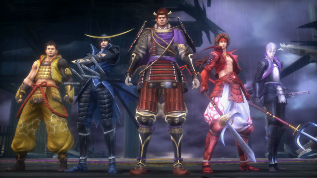 戦国BASARA4 皇 PlayStation®3 the Best ゲーム画面7