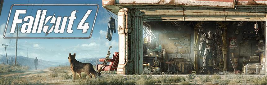 Fallout 4 バナー画像