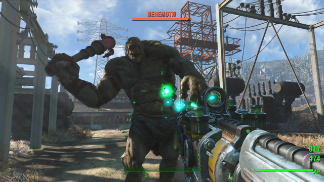 Fallout 4 ゲーム画面5