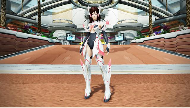 ファンタシースターオンライン2 エピソード4 デラックスパッケージ ゲーム画面7