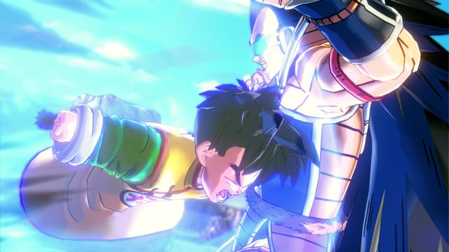 ドラゴンボール ゼノバース Welcome Price!! ゲーム画面11