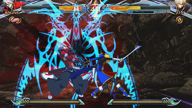 BLAZBLUE CHRONOPHANTASMA EXTEND:イメージ画像1