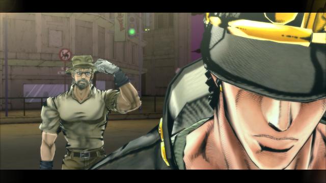 ジョジョの奇妙な冒険 アイズオブヘブン ゲーム画面3