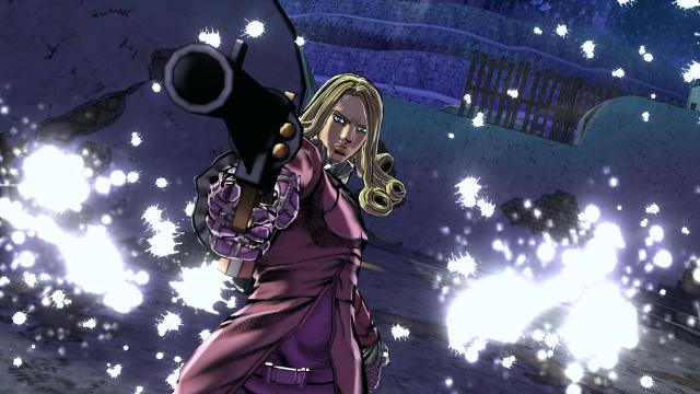ジョジョの奇妙な冒険 アイズオブヘブン ゲーム画面6