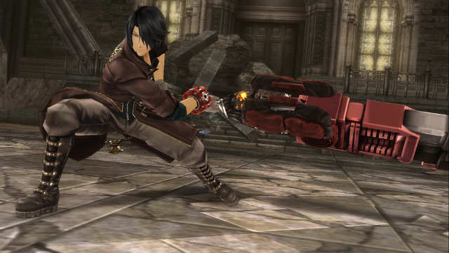 GOD EATER RESURRECTION ゲーム画面4