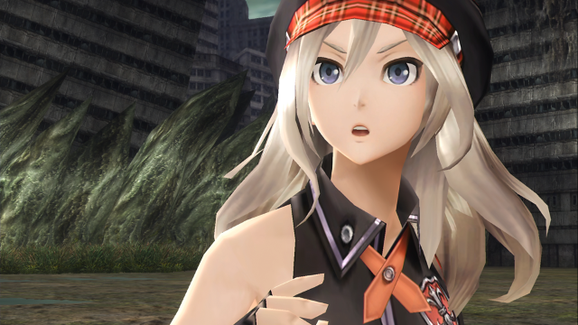 GOD EATER RESURRECTION ゲーム画面5