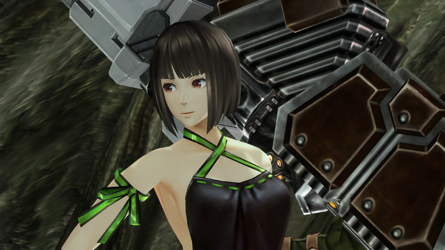 GOD EATER RESURRECTION ゲーム画面6