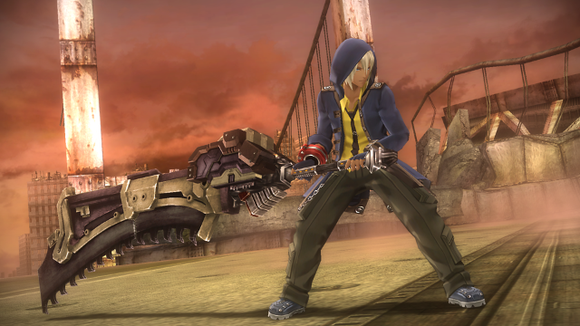 GOD EATER RESURRECTION ゲーム画面9