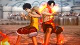 ONE PIECE BURNING BLOOD ゲーム画面1