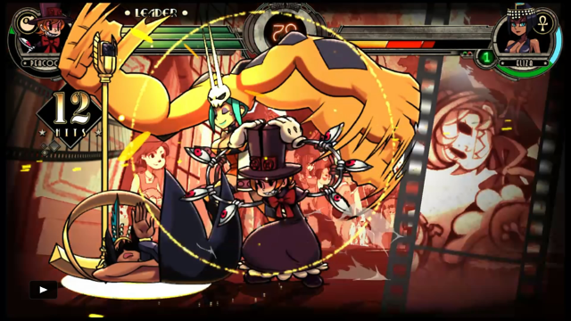 SKULLGIRLS 2ND ENCORE ゲーム画面4