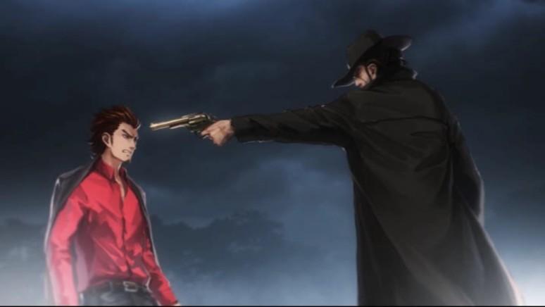 『魔都紅色幽撃隊 DAYBREAK SPECIALGIGS』ゲーム画面