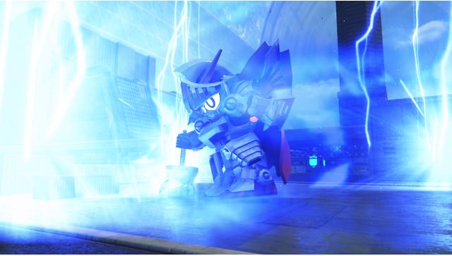 ガンダムブレイカー3 ゲーム画面8