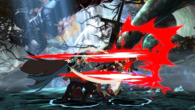 GUILTY GEAR Xrd -REVELATOR- ゲーム画面6