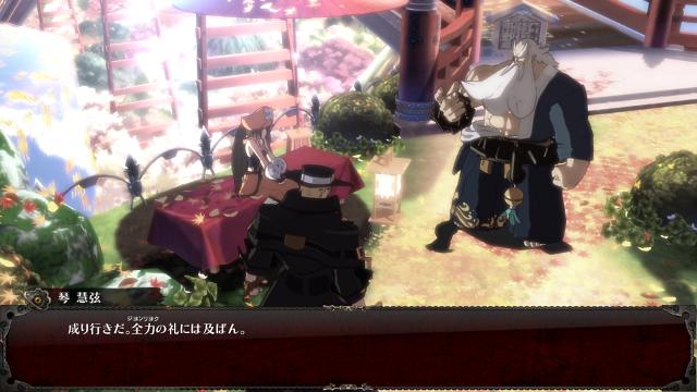 GUILTY GEAR Xrd -REVELATOR- ゲーム画面8