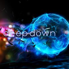deep down ジャケット画像