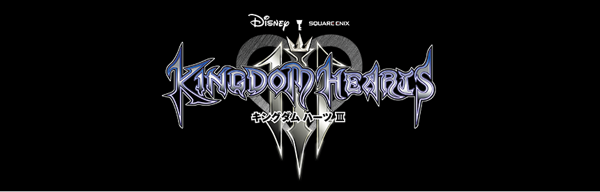 KINGDOM HEARTS III バナー画像