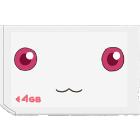 """魔法少女まどか☆マギカ ポータブル """"メモリースティック PRO デュオ"""" (Mark2) 4GB"""