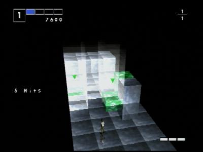 I.Q Intelligent Qube ゲーム画面3