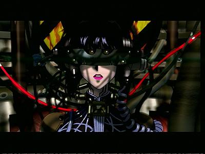 攻殻機動隊 GHOST IN THE SHELL ゲーム画面1