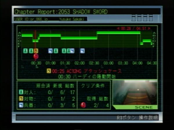 サーヴィランス 監視者 ゲーム画面3