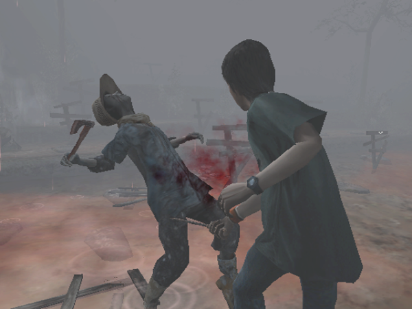 SIREN ゲーム画面5