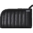 PSP®「プレイステーション・ポータブル」キルティングポーチ ブラック