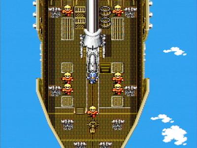 ファイナルファンタジーIV ゲーム画面2