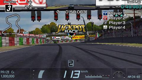 グランツーリスモ PSP® the Best ゲーム画面8