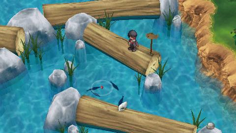 シャイニング・ハーツ PSP® the Best ゲーム画面5