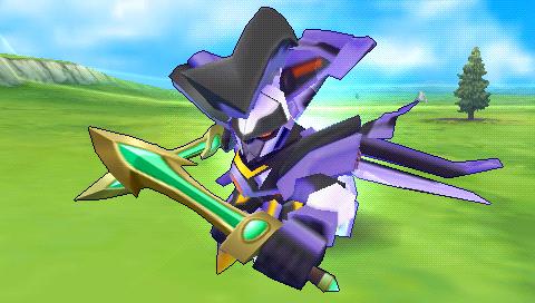 ダンボール戦機 ブースト ゲーム画面2