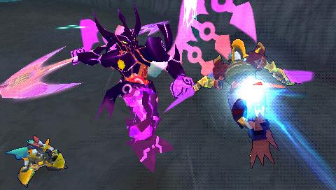 ダンボール戦機 ブースト ゲーム画面5