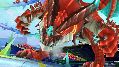 セブンスドラゴン2020-II ゲーム画面1
