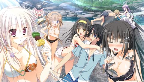 1/2 summer+ ゲーム画面6
