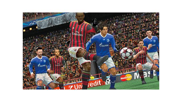 ワールドサッカー ウイニングイレブン 2014 ゲーム画面5