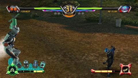 仮面ライダー 超クライマックスヒーローズ ゲーム画面6